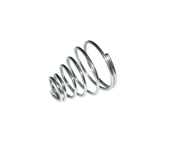 Mola Espiral do tensor maquina de costura antiga pretinha Mola conica