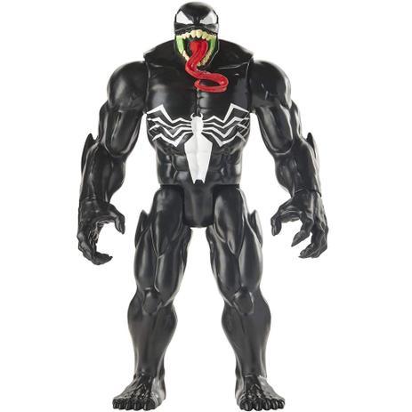 Boneco Maximum Venom 30cm - E8684 - Hasbro