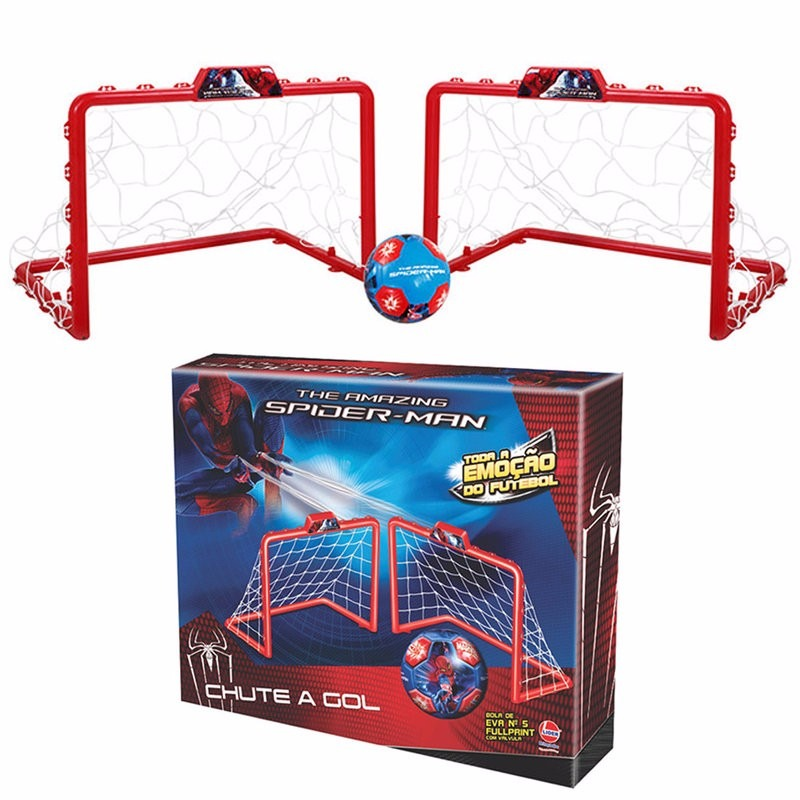 Chute A Gol Spider Man - Líder