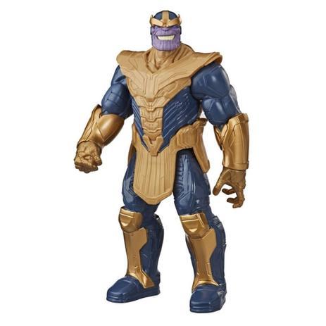 Boneco Thanos 30cm Deluxe - E7381 - Hasbro