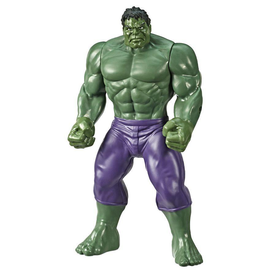 Boneco Hulk Olympus 25cm - E7825 - Hasbro