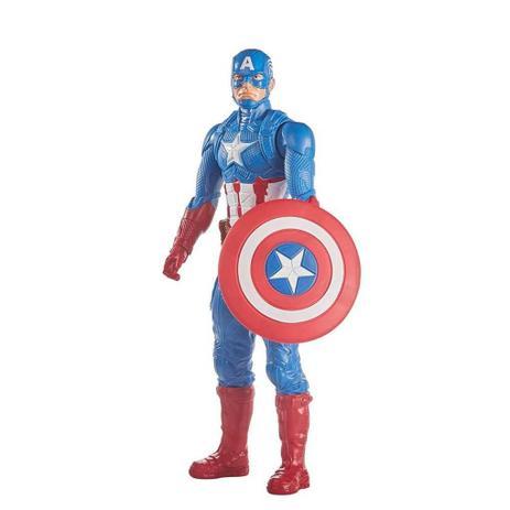 Boneco Capitão América 30cm - E7877 - Hasbro