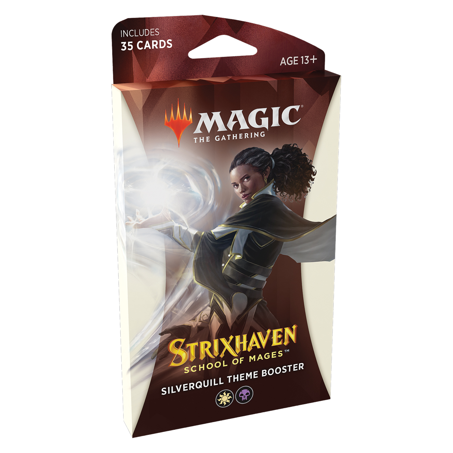 MTG STRIXHAVEN THEME BOOSTER SILVERQUILL INGLES