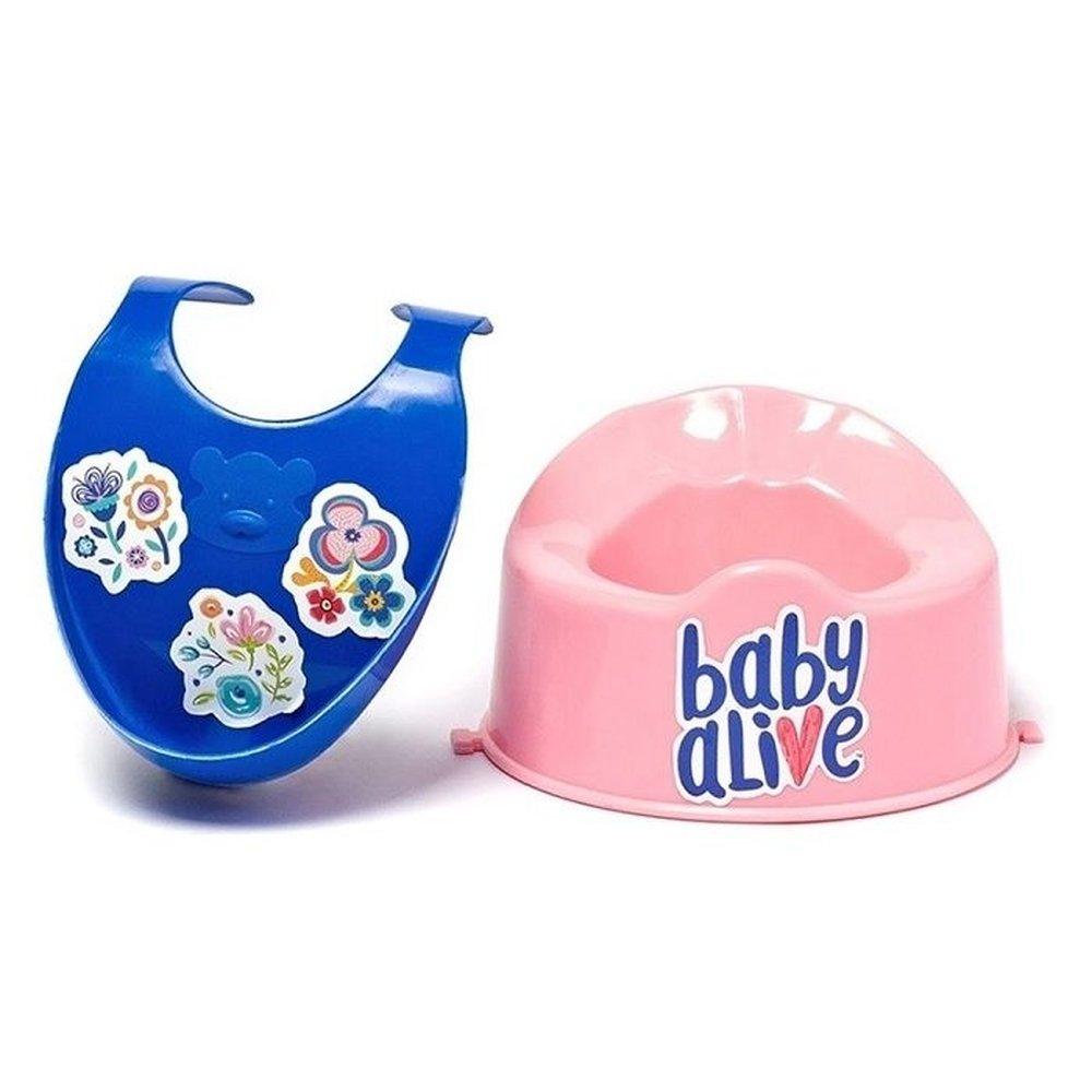 Baby Alive Kit Babador E Penico - Cotiplas