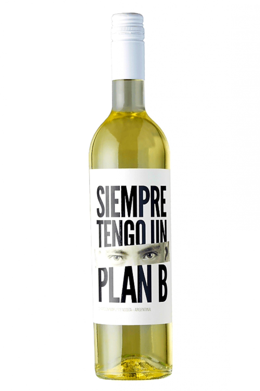Siempre Tengo Un Plan B Chardonnay 750ml