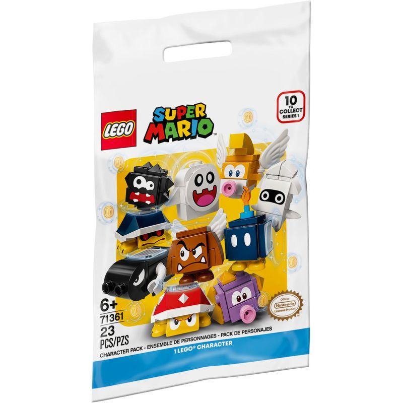 Super Mario Mini Personagens - Lego