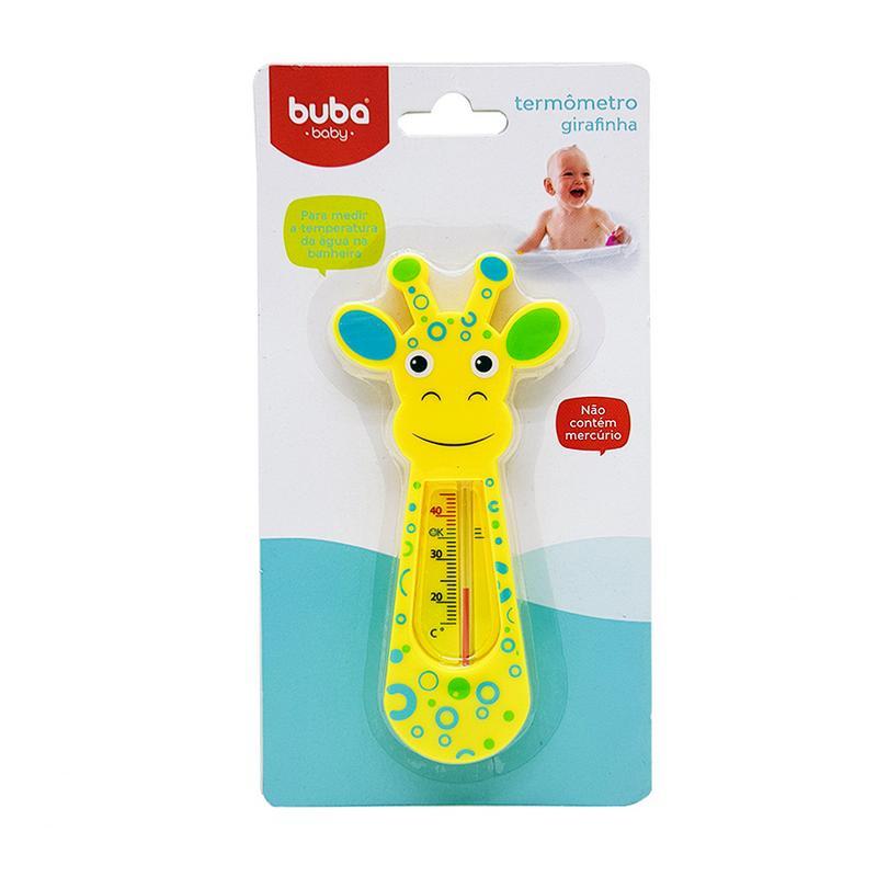 Termômetro Para Banheira Girafinha - Buba