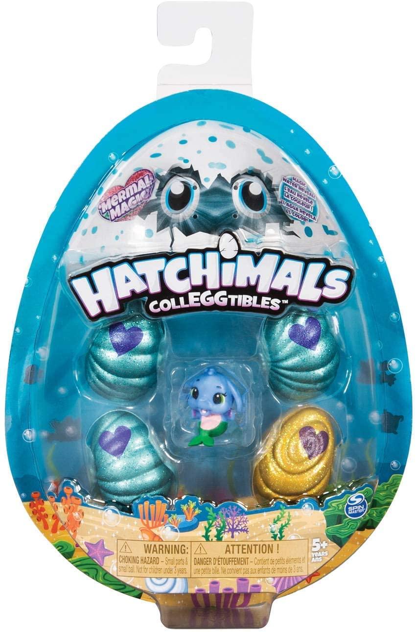 Hatchimals Colleggtibles - Blister C/ 4 Surpresa - Sunny