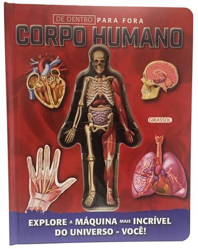 Corpo humano - Col. De dentro para fora