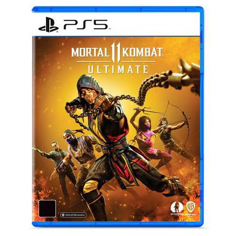 MORTAL KOMBAT 11 AFTERMATCH PS5