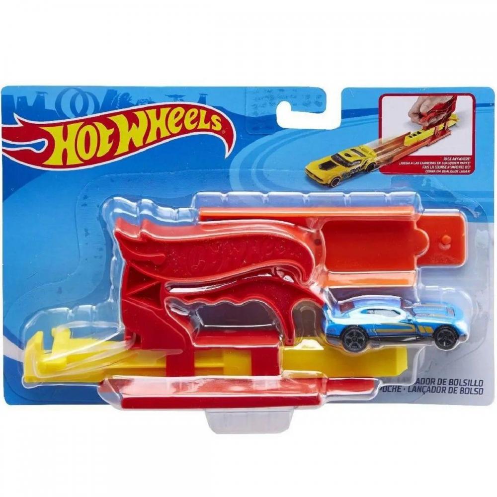 Lançador De Veículos Hot-wheels Sortidos Fth84 - Mattel