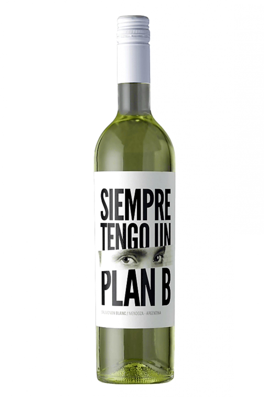 Siempre Tengo Un Plan B Sauvignon Blanc 750ml