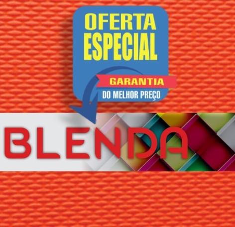 Placa de Borracha Microporosa BLENDA - 1,50 x 0,95 - 70% BORRACHA COM NOVO TAMANHO!!
