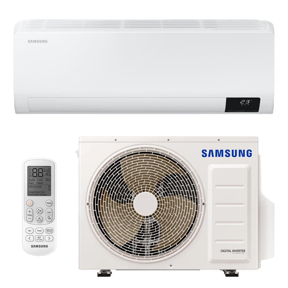 Ar-condicionado Samsung Split Digital Inverter Ultra 18.000 Btu/h Frio 220V