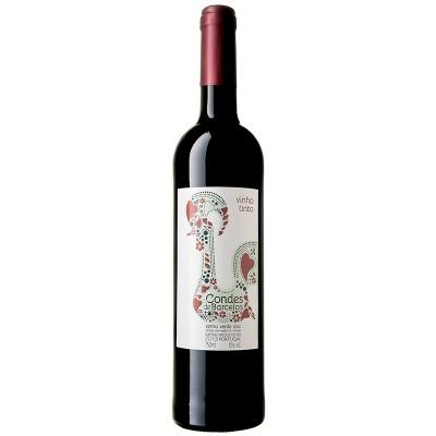 Condes de Barcelos Vinho Verde DOC Tinto 750ml