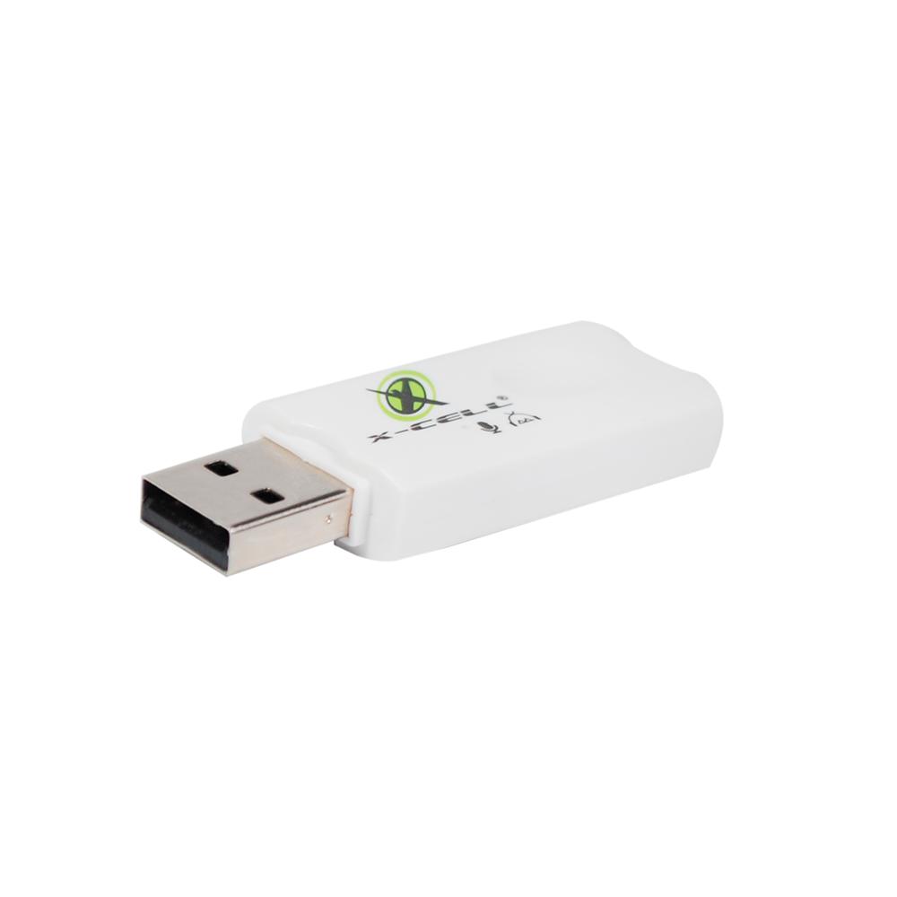 Adaptador Receptor Áudio Bluetooth USB - XC-BTT-03 - X-Cell