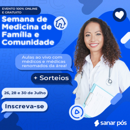 SEMANA DE MEDICINA DE FAMÍLIA E COMUNIDADE