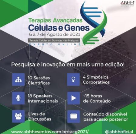 2º ENCONTRO DE TERAPIAS AVANÇADAS CÉLULAS E GENES