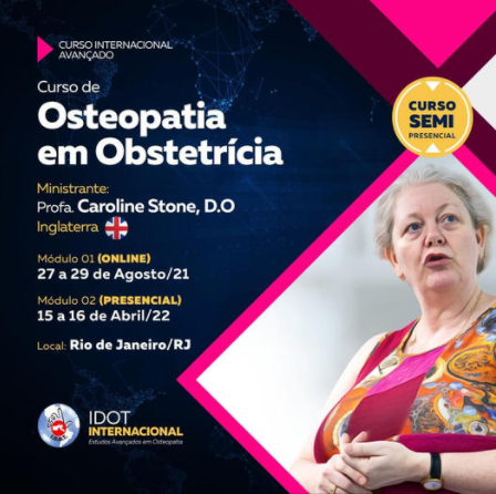 OSTEOPATIA EM OBSTETRÍCIA