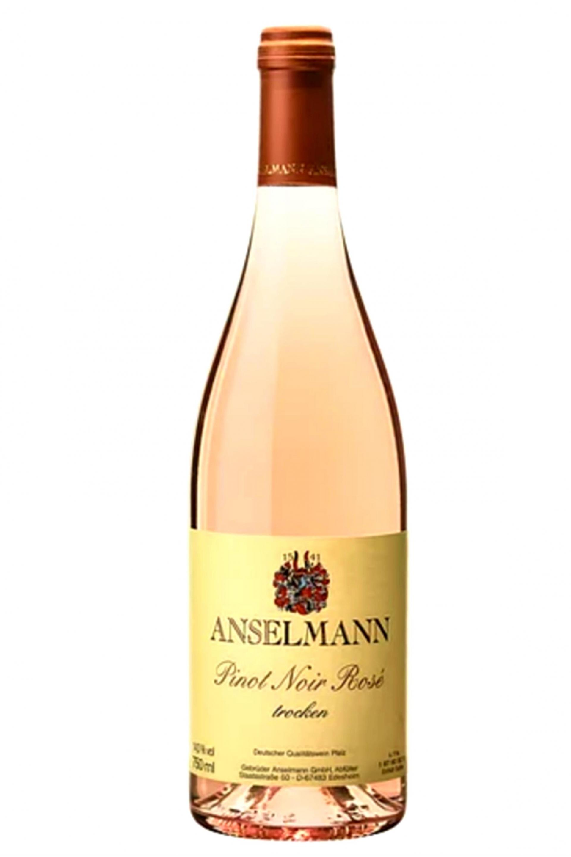 Anselmann Pinot Noir Rosé Trocken 750ml