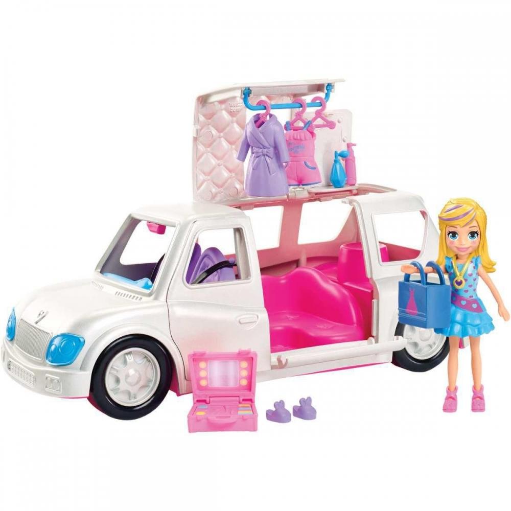 Polly Pocket Limousine Fashion - Gdm19 - Mattel