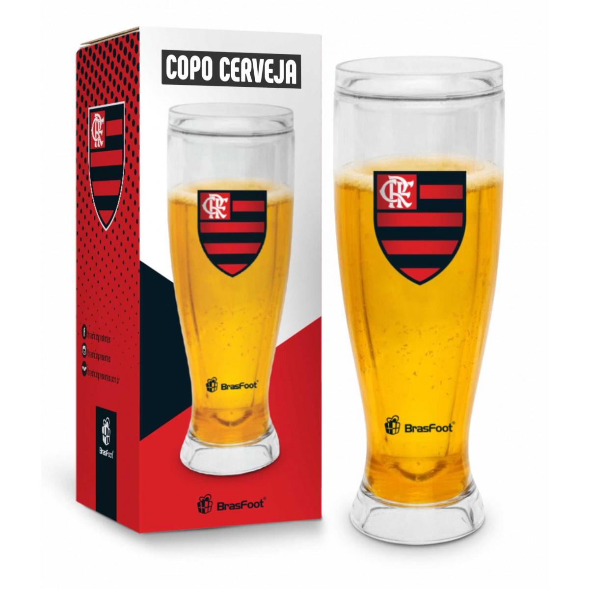Copão Cerveja Gel  450ml - Flamengo