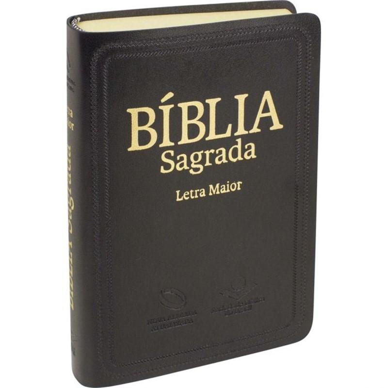Bíblia Sagrada bolso: Nova Almeida atualizada - Letra maior