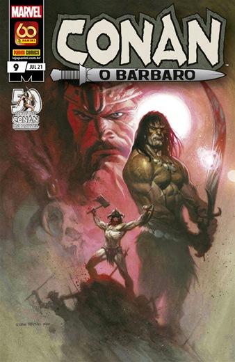 Conan - O Bárbaro - Vol. 9