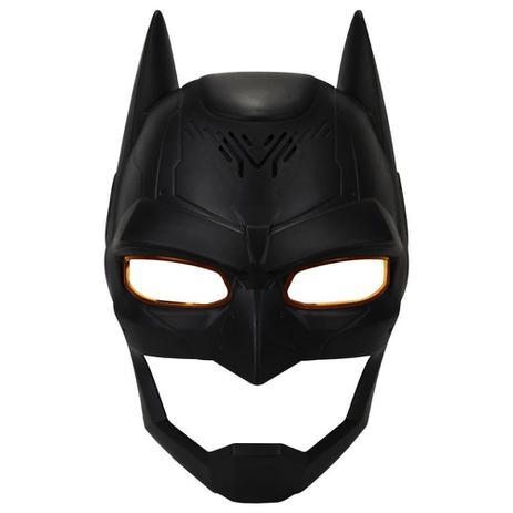 Máscara Eletrônica Batman Troca Voz Dc Comics - Sunny