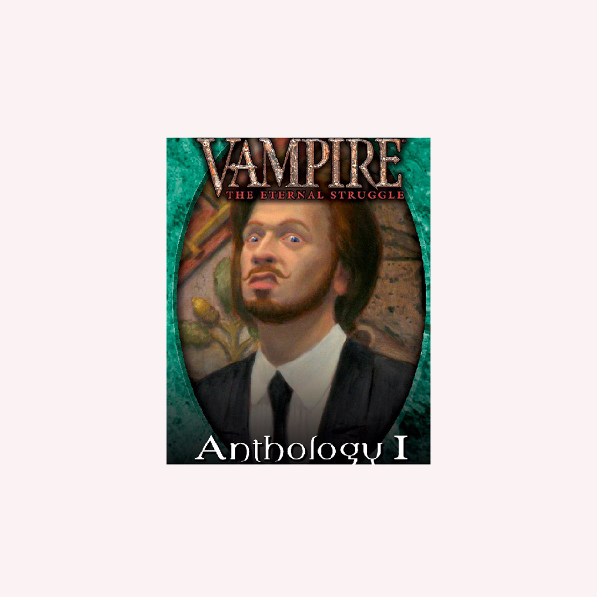 VAMPIRE THE ETERNAL STRUGGLE - DECK ANTOLOGIA