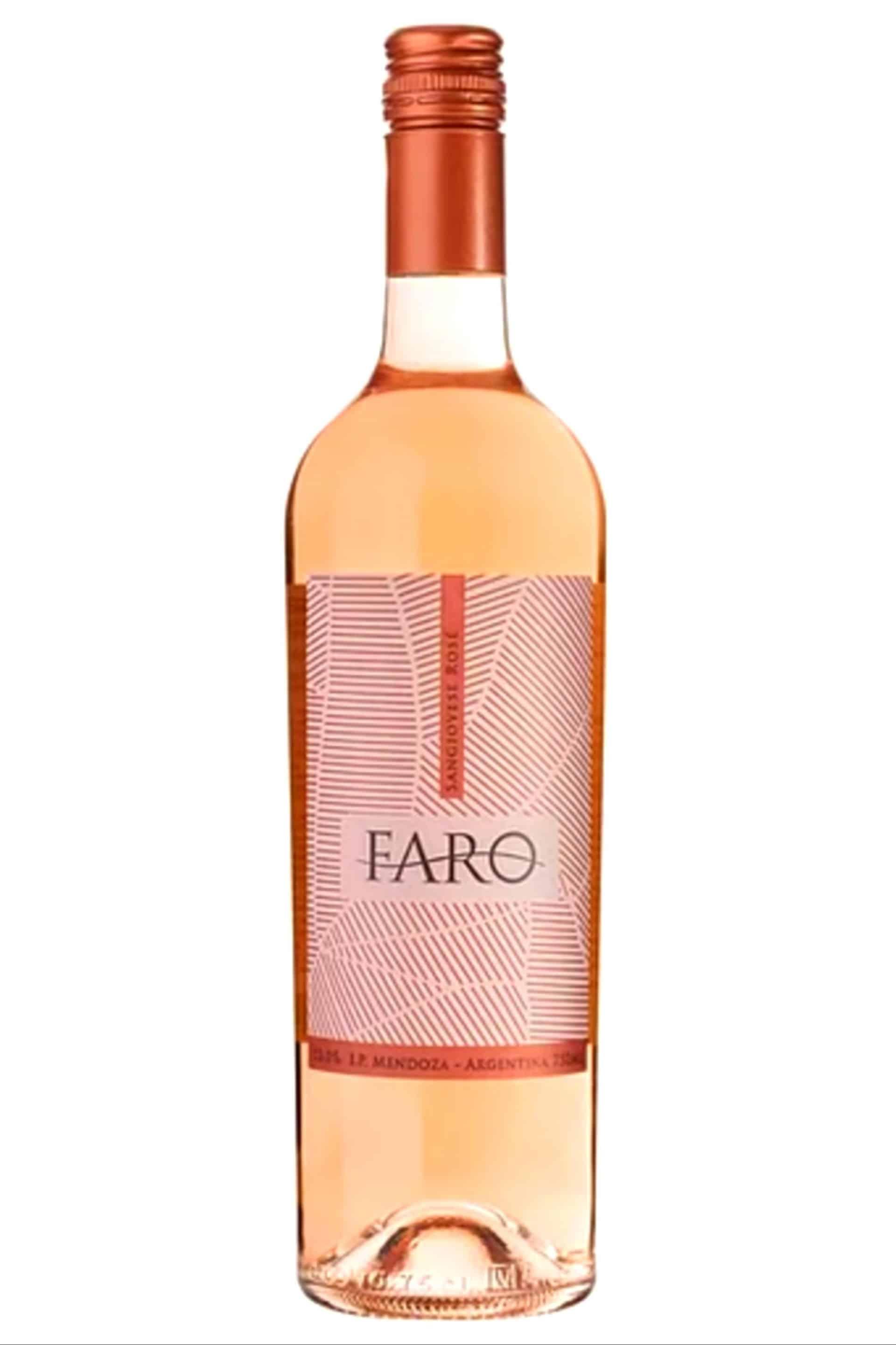 Vinho Faro Sangiovese Rosé 750ml