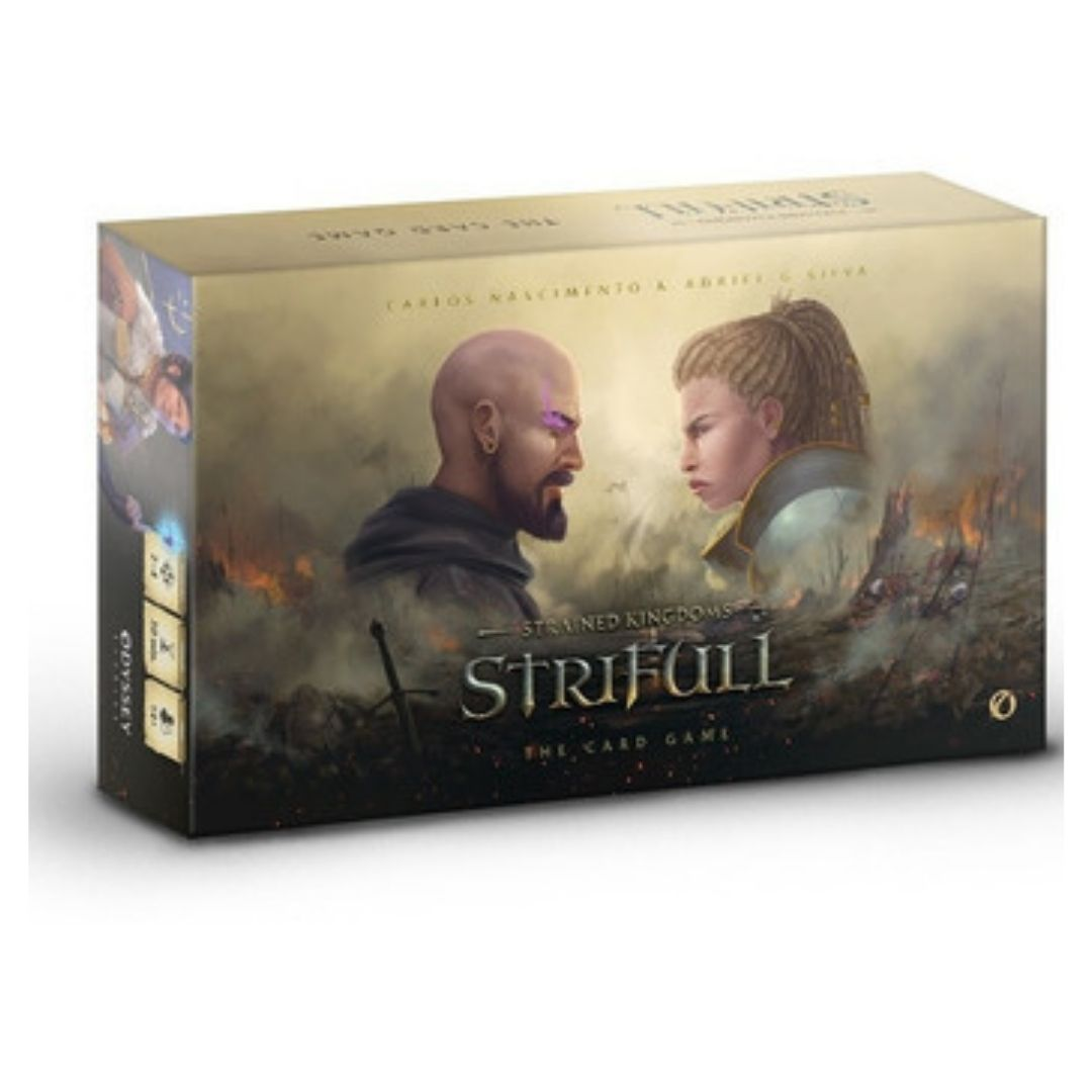 STRAINED KINGDOMS STRIFULL - THE CARD GAME