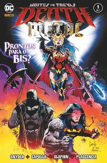 Noites de Trevas: Death Metal - Vol. 1 de 7