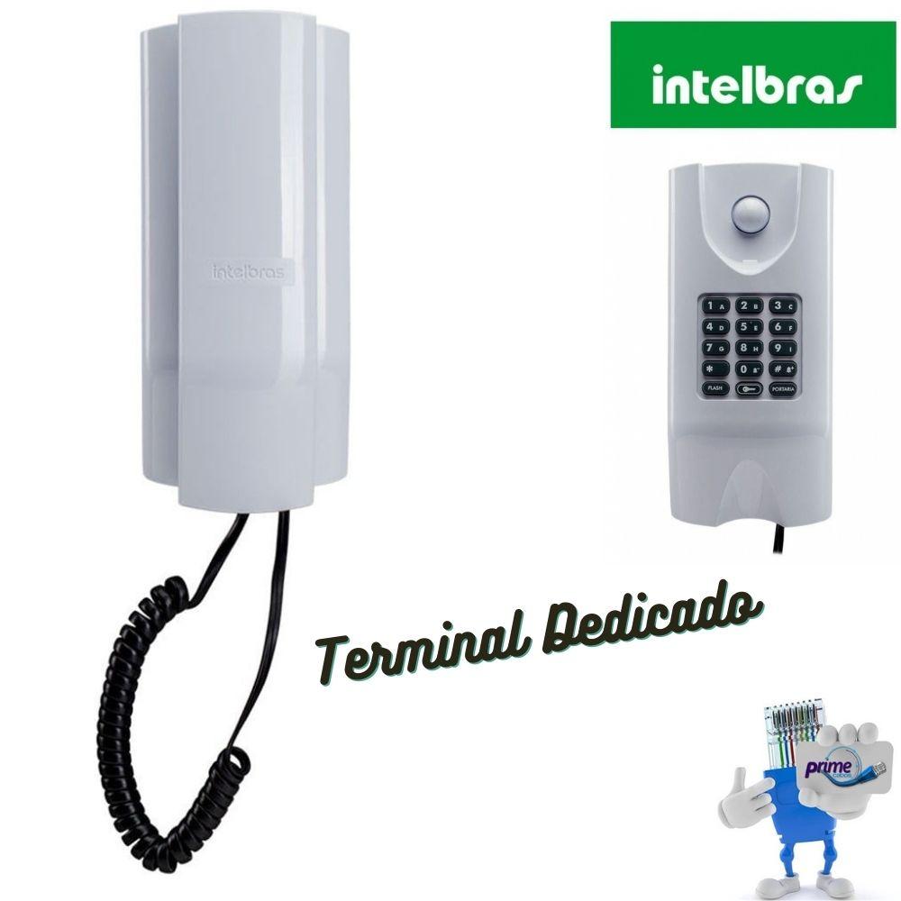 Terminal Dedicado Para Condomínios TDMI 300 Intelbras