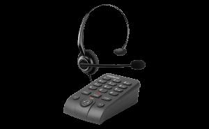 Telefone Headset Intelbras HSB 50