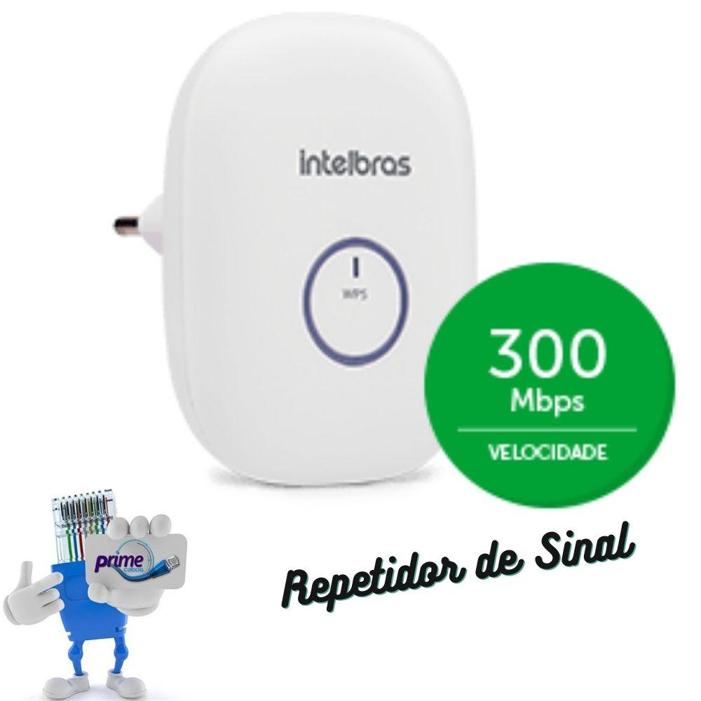 Repetidor De Sinal Wireless Iwe 3000N Intelbras