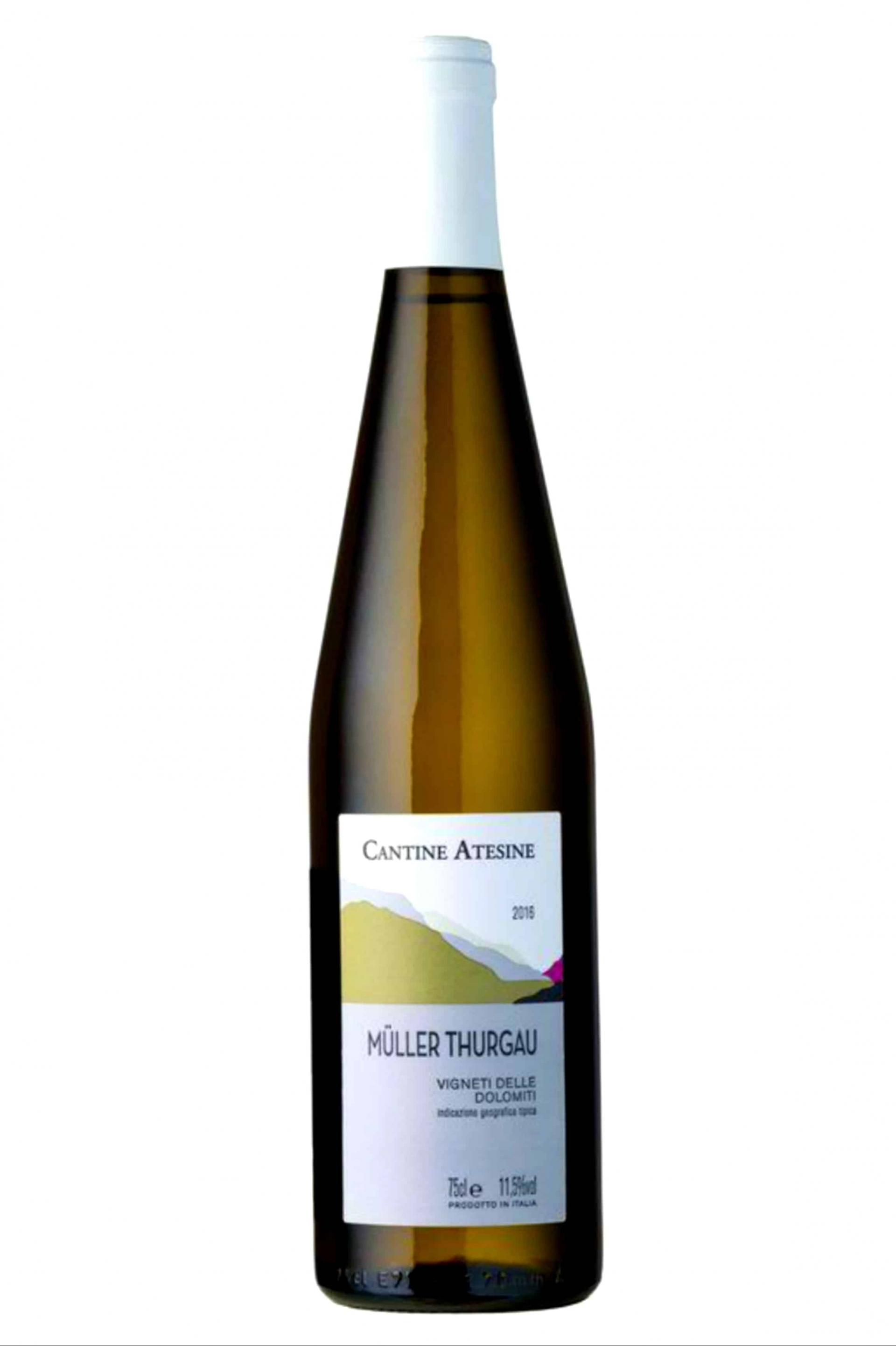 Cantine Atesine Muller Thurgau 750ml