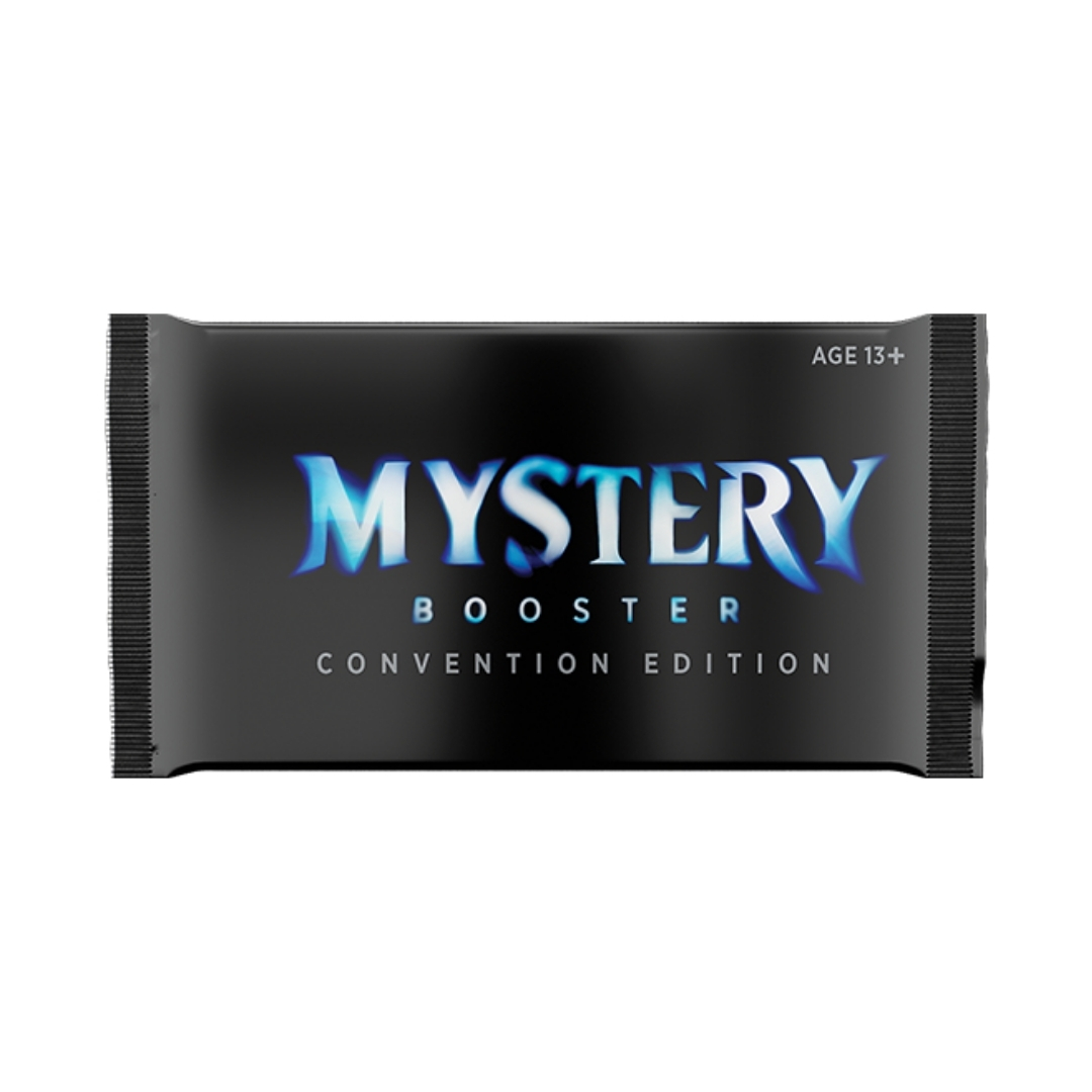 MAGIC THE GATHERING MYSTERY BOOSTER CONVENTION