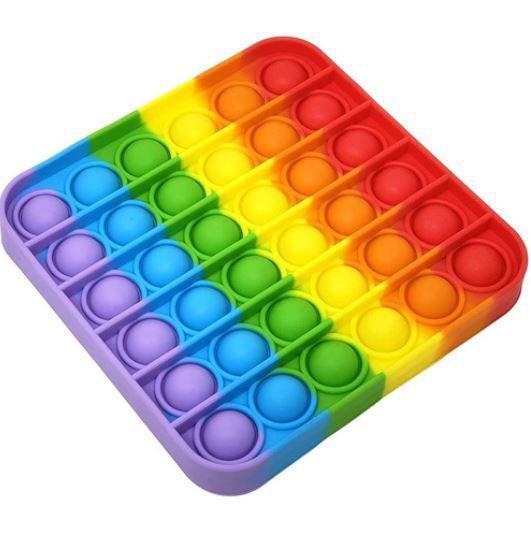 Fidget Toys Pop It Arco Iris - Yes Toys
