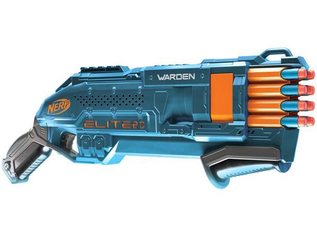 Lançador Nerf Elite 2.0 Warden Db 8 - Hasbro E9960