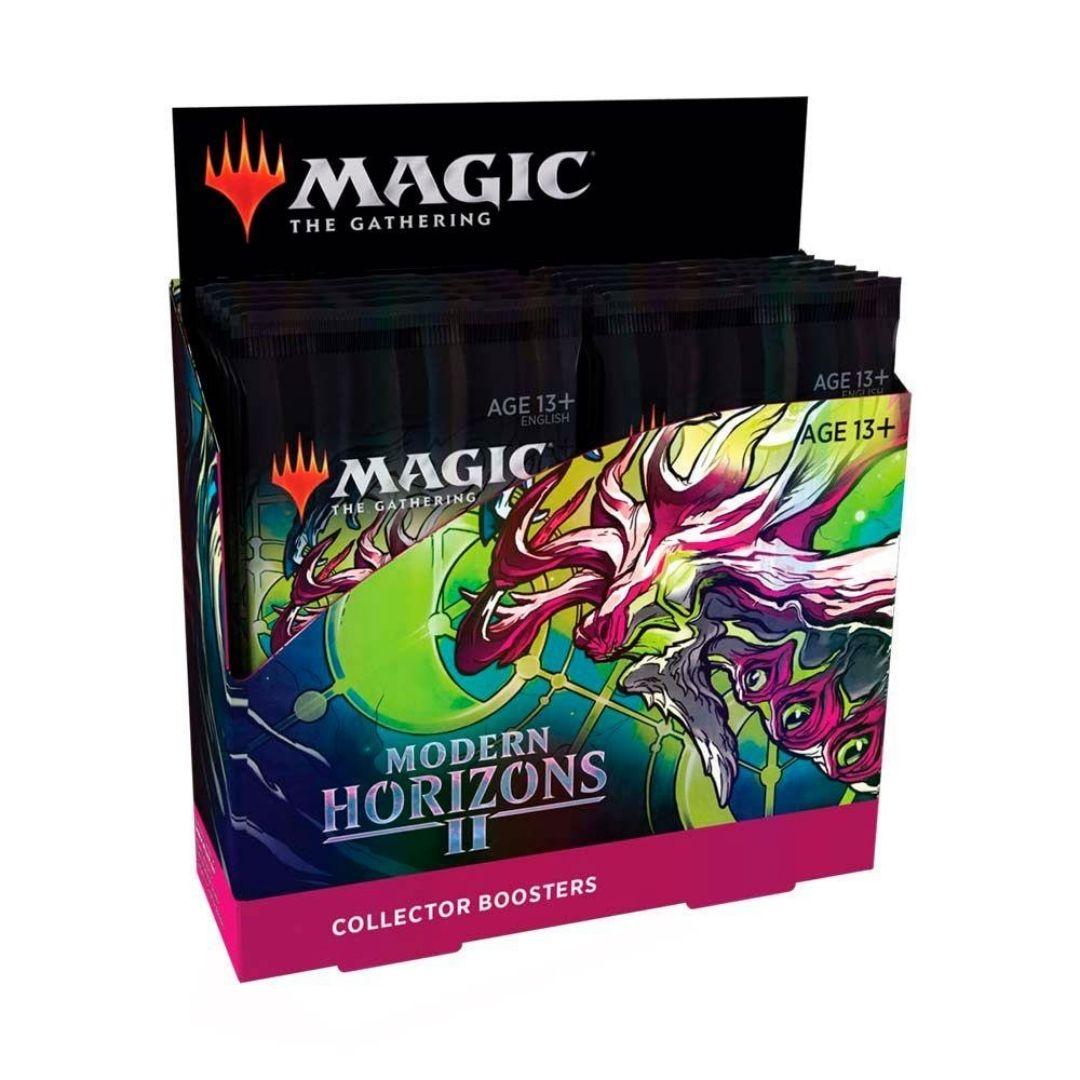 MTG MODERN HORIZONS 2 COLLECTOR BOOSTER BOX