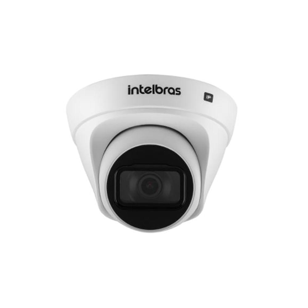 Câmera IP Dome FULL HD de 2 MP Intelbras VIP 1230 D