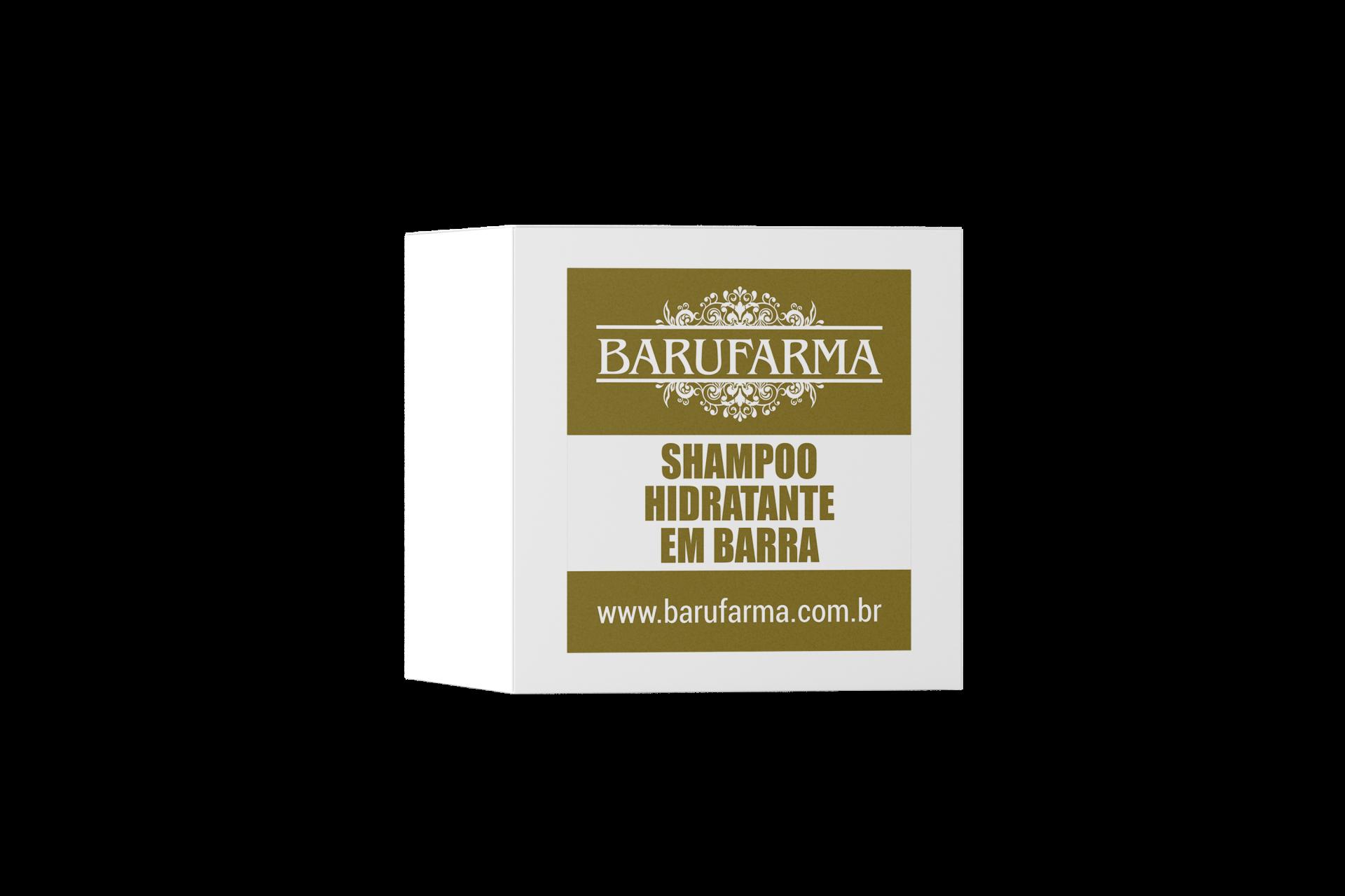 SHAMPOO HIDRATANTE EM BARRA 80G
