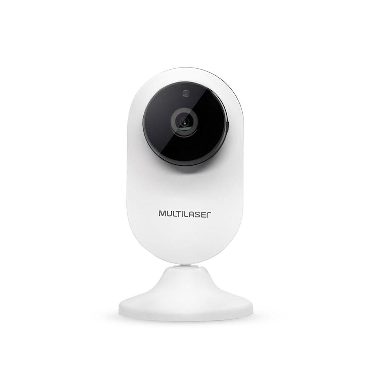 Câmera Interna Inteligente HD Wi-Fi Liv - SE223 - Multilaser
