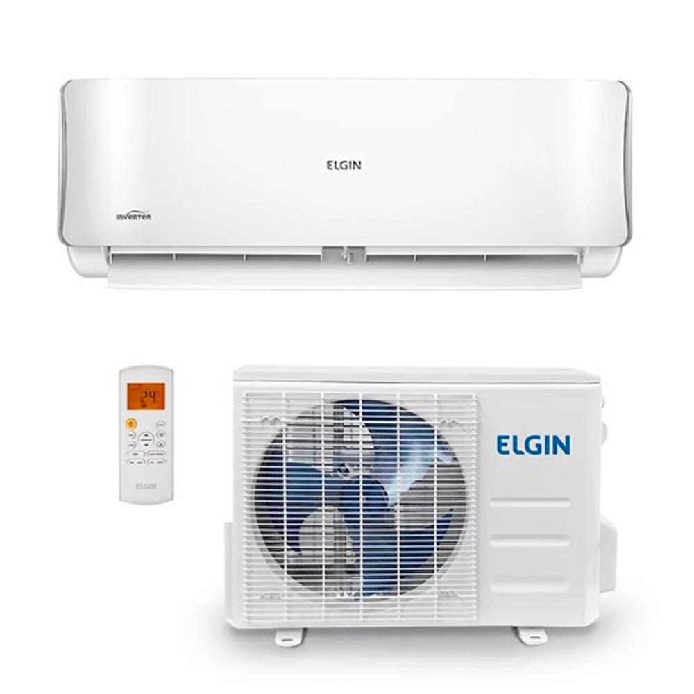 Ar-condicionado Split Hi-Wall Elgin Eco Life Inverter 24000 Btu/h 220V Frio HXFI24B2FA / HXFE24B2NA