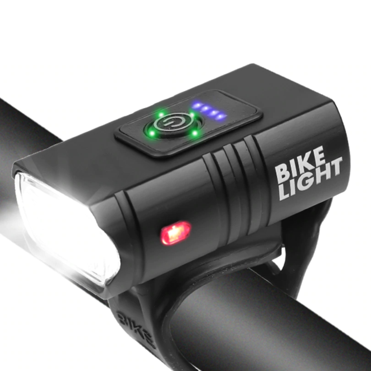 Farol Bike Light Led Cree Recarregavel 800 Lumens