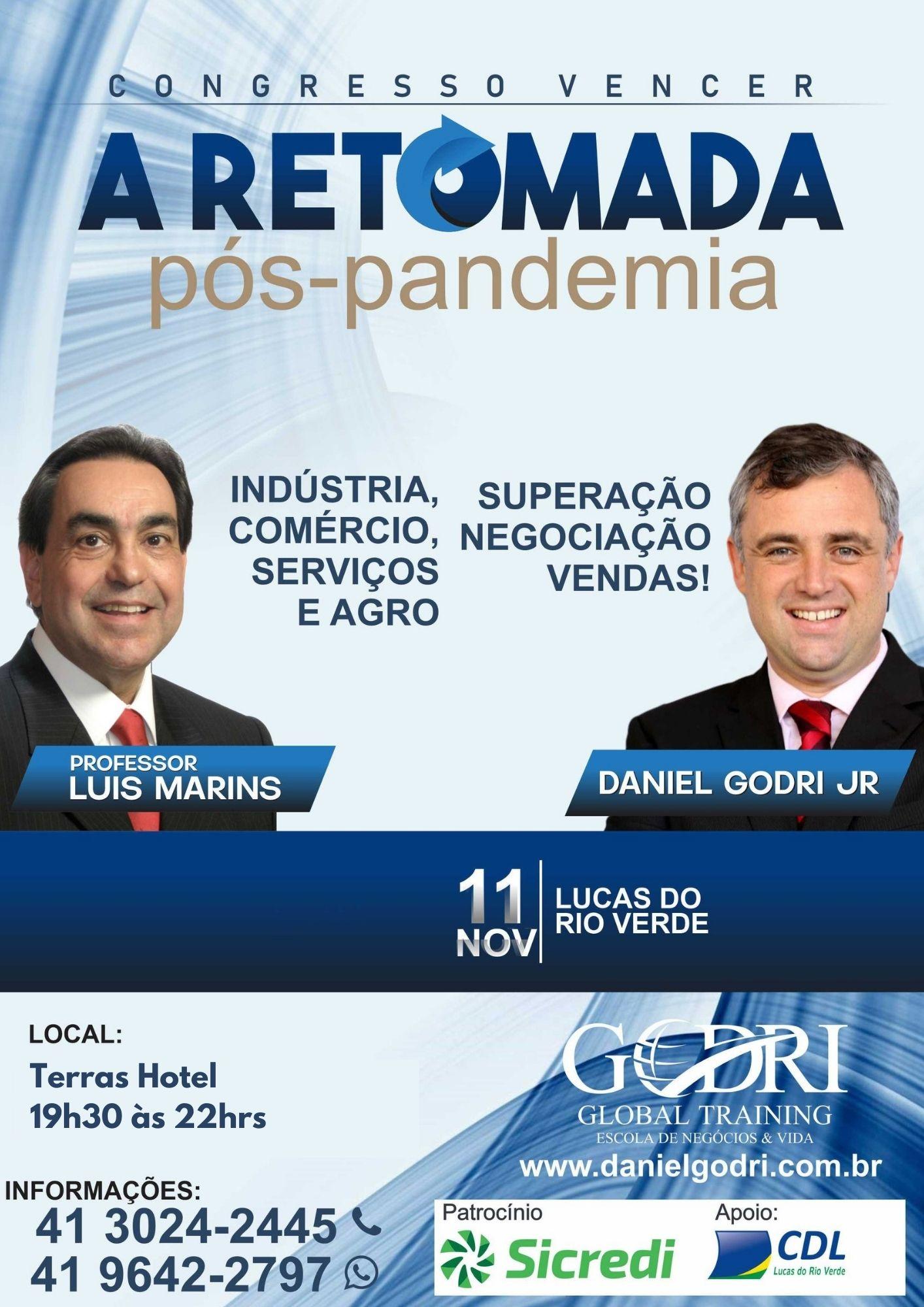 Congresso Vencer em Lucas do Rio Verde